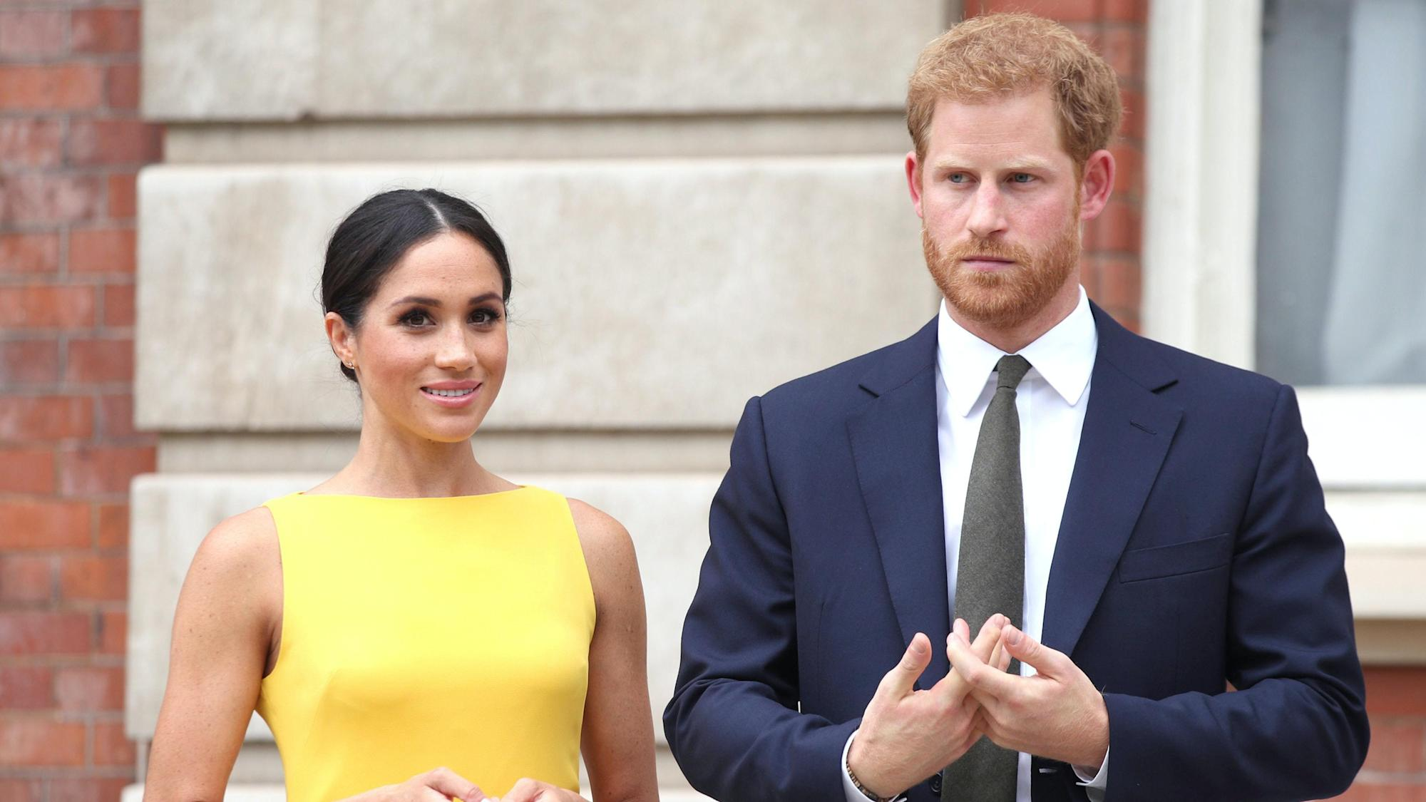 Harry and Meghan sign Spotify deal to host and produce podcasts
