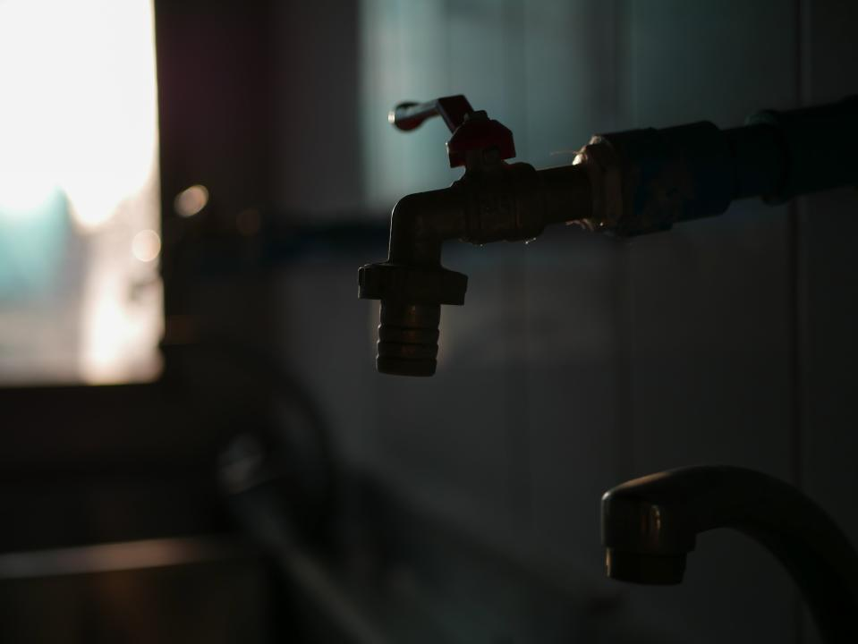 One in three Brits has had a leaky pipe or tap in the past year, according to a survey. Photo: Ryk Porras/Unsplash