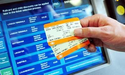 Tories To Freeze Train Fares For Five Years