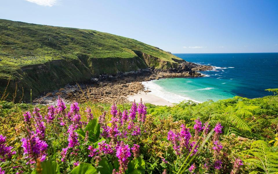 Is your trip to Cornwall a holiday or a 'staycation'? - Getty