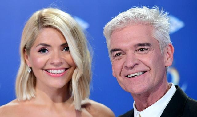 Holly Willoughby and Phillip Schofield are the main hosts of This Morning