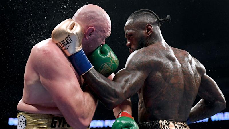 Fury-Wilder rematch fixed for next February, says Fury