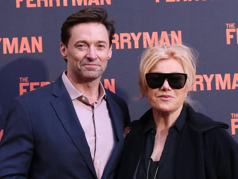 Hugh Jackman's wife was 'pummelled by anti-adoption people' over advocacy of foster system