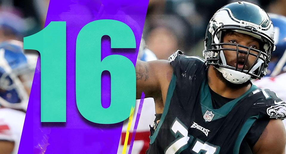 <p>The best thing the Eagles have going for them is three of their remaining games are against the Redskins (twice) and Cowboys. (Michael Bennett) </p>