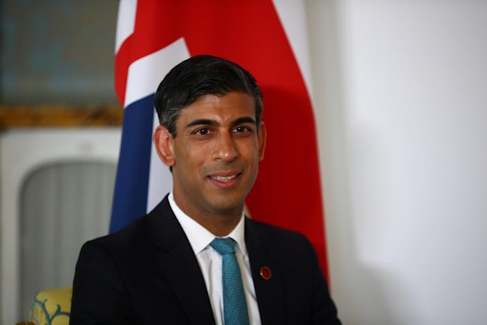 Chancellor Rishi Sunak holds the purse strings (PA Wire)
