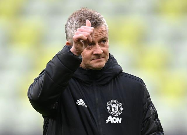 Ole Gunnar Solskjaer remains in charge of the Red Devils as they look to end their search for another Premier League title.