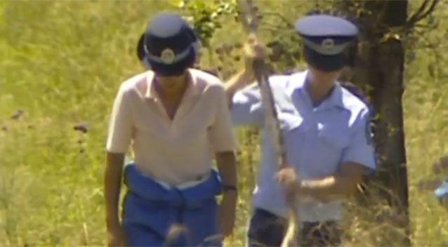 The police search following the brutal murder of Anita was unprecedented at the time. Source: Supplied.