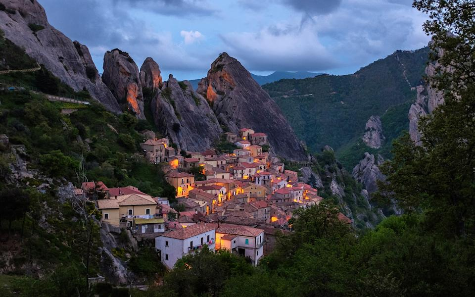 Pietrapertosa, Basilicata - getty
