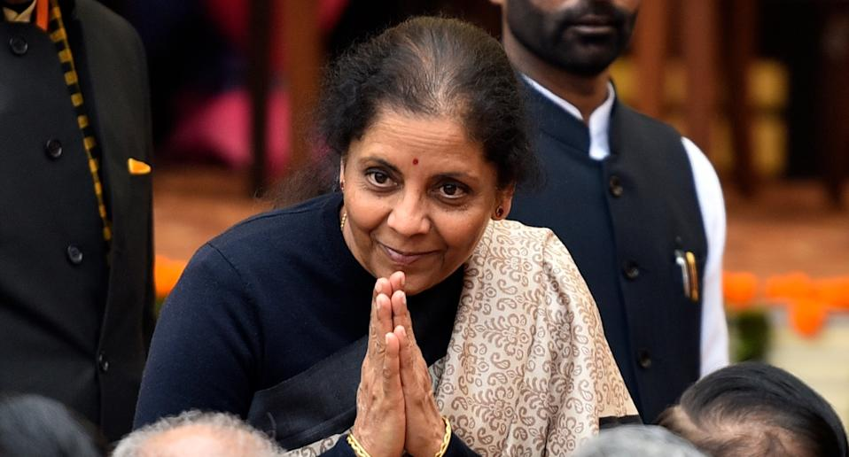 Finance Minister Nirmala Sitharaman. Photo: Getty Images
