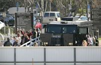 No initial sign of shooter at US military hospital: Navy