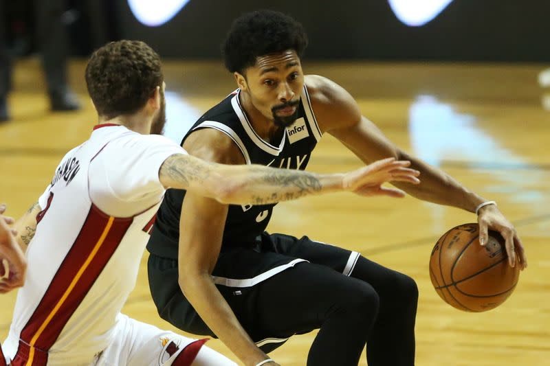Nets G Dinwiddie tests positive for COVID-19