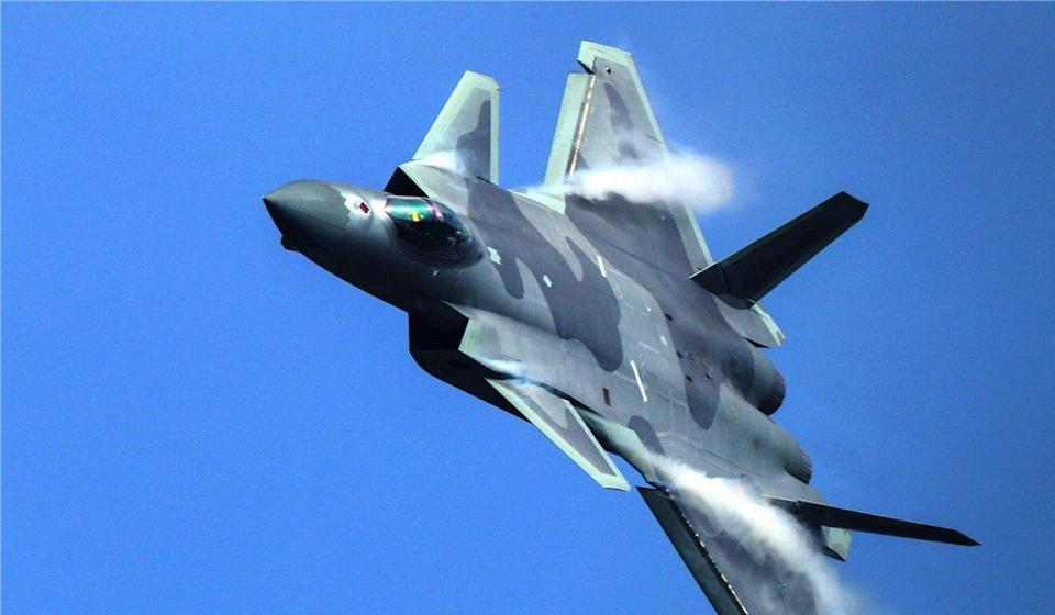 China's J-20 is one of the world's most advanced war planes. Photo: Handout