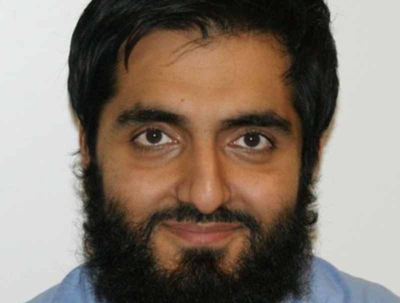 Jamshed Javeed (Greater Manchester Police)