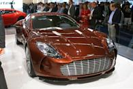 <p>An extremely limited halo car for Aston Martin, the One-77 comes with a heart-stopping price tag of nearly $2 million. That buys you the company's largest and most powerful V-12 engine to date.</p>