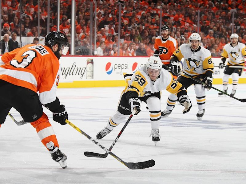 Couturier played with torn MCL