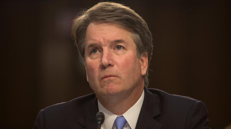 Supreme Court nominee Brett Kavanaugh denied having a gambling problem in a