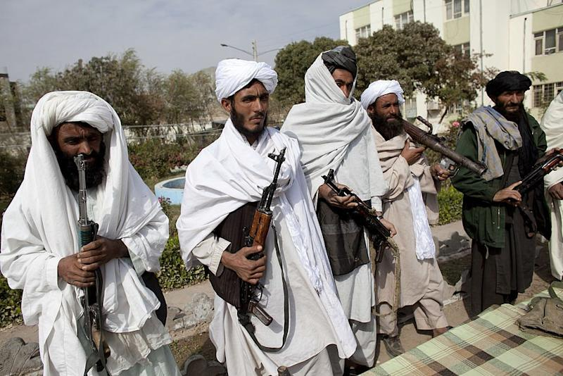 GettyImages 106515575 Taliban