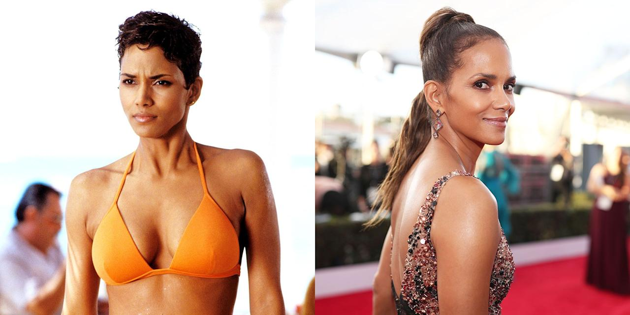 <p>Halle Berry must have found the elixir of youth, because her rockin' body and beautiful skin have not aged. The <em>John Wick: Chapter 3-Parabellum</em> actress has changed her hairdos countless times over the years, but that's the only signifier of the times. </p><p>At 52 (yes, my jaw is on the floor, too), Halle doesn't look a day over 25. Just scroll through these photos of her over the years and you will be convinced the former Catwoman possesses anti-aging superpowers.</p>
