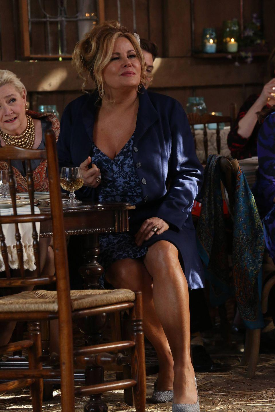 <p>Brittany's mom? That would be legendary comedy actress Jennifer Coolidge. Now that's a family reunion that would be worth crashing. </p>