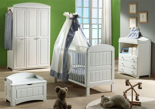 Decorate Your Little One's Nursery