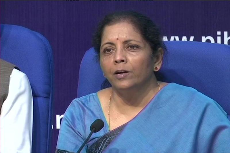 Realty Stocks Jump as Nirmala Sitharaman Hints at Booster Shot for Real Estate Sector