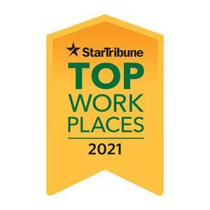 StarTribune Names TopLine Federal Credit Union a 2021 Top Workplace