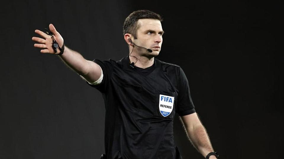Michael Oliver   ANP Sport/Getty Images