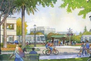 Future Metro Gold Line Station Will Offer Rosedale Residents a Faster Way to Commute