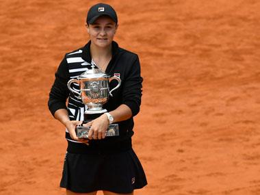 Nick Kyrgios backs fellow Aussie and French Open champion Ashleigh Barty to 'pile up' Grand Slam wins