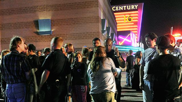 Colorado Batman Movie Massacre Witness: 'I Thought I Was Going to Die'
