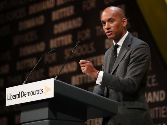 The Lib Dem foreign affairs spokesperson is set to deliver his first keynote conference speech since joining the party (PA)