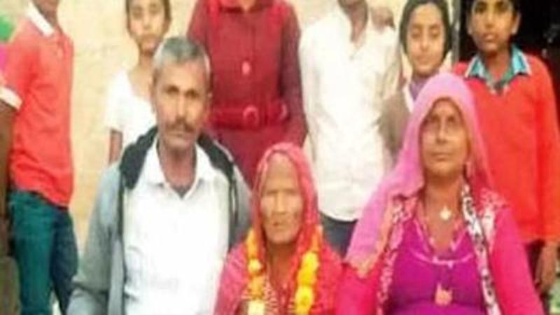 101-year-old Pakistani Hindu becomes oldest person to get Indian citizenship