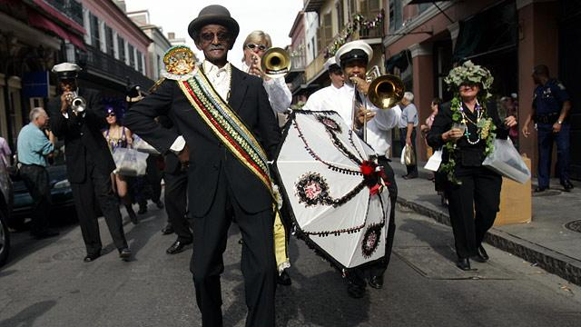 Remembering a New Orleans Icon: 'Uncle' Lionel Batiste Dead at 81