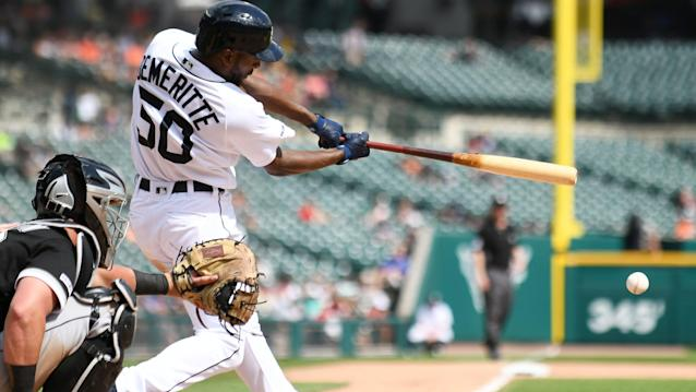 Next phase of development for Tigers' Travis Demeritte: Lay off high cheddar