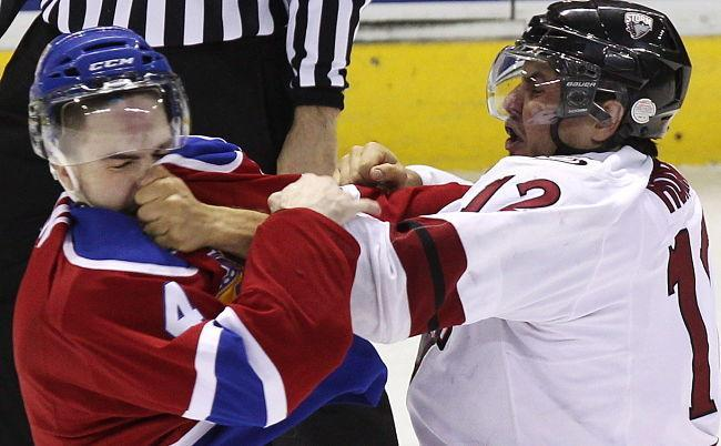 OHL cracks down further on staged fights, builds in suspensions for dirty hits