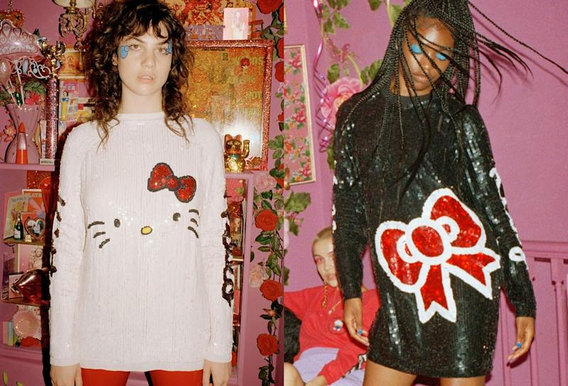"94dafdcf3 ASOS and Hello Kitty are collaborating on a cute collection that's  ""purrfect"" for the holidays"