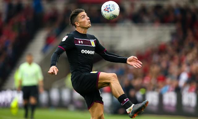 Grown-up Grealish has found his focus, says Aston Villa's Steve Bruce