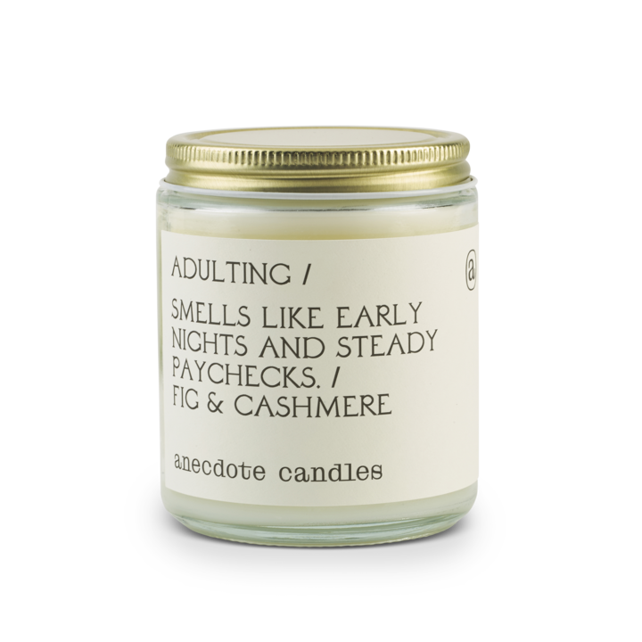 Anecdote Candles
