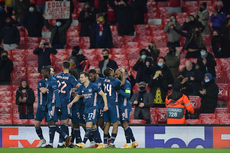 <p>Arsenal</p> (Getty Images)