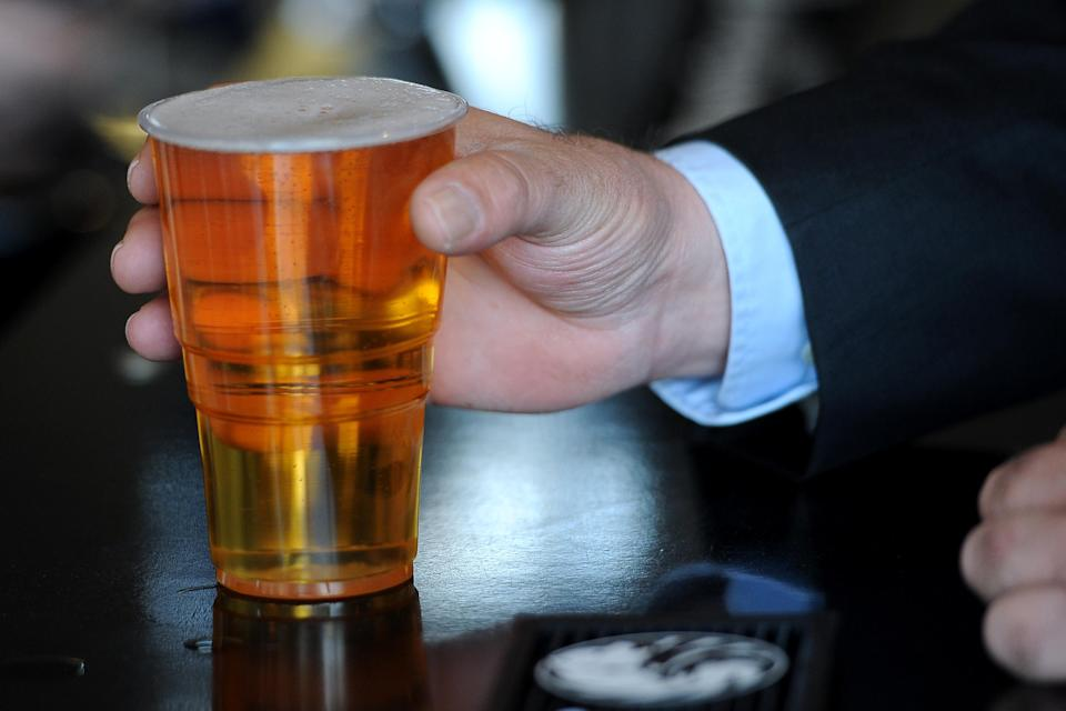 Does your job make yoiu a more likely drinker? (Picture: PA)
