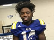 DB Burks commits to West Virginia Mountaineers football