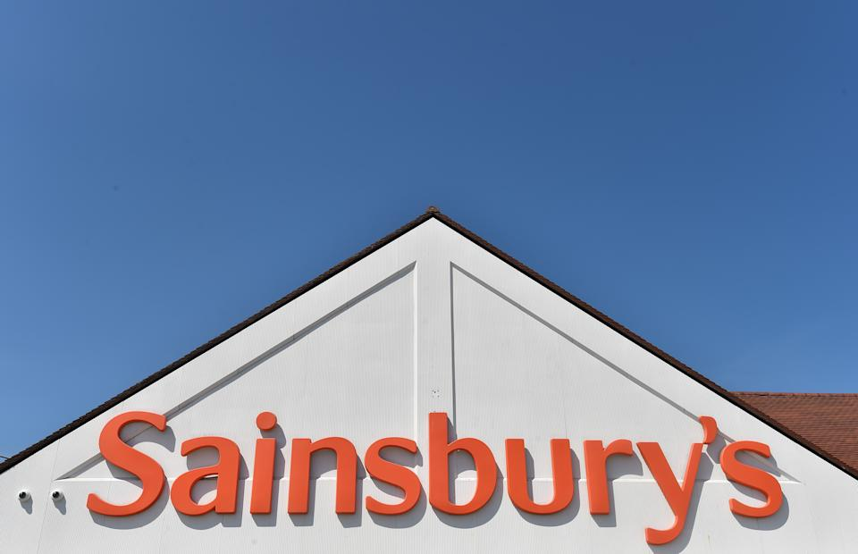A general view of Sainsbury's supermarket in Hanley on June 23, 2020 in Stoke-on-Trent, England. (Photo by Nathan Stirk/Getty Images)