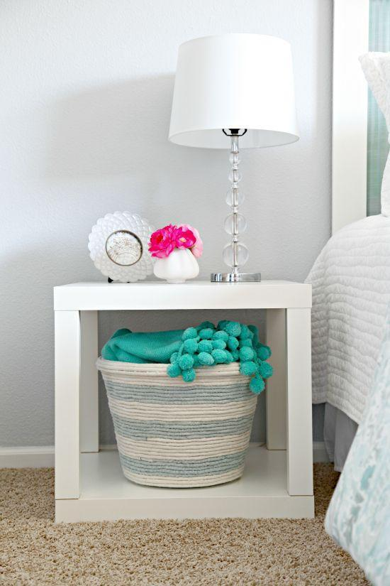 """<p>Really, is there anything mom loves more than an organized home? (Besides you, of course.) This rope basket is surprisingly simple to make and adds texture to any room. </p><p><em><a href=""""http://www.iheartorganizing.com/2012/06/diy-rope-basket.html"""" rel=""""nofollow noopener"""" target=""""_blank"""" data-ylk=""""slk:Get the tutorial at I Heart Organizing »"""" class=""""link rapid-noclick-resp"""">Get the tutorial at I Heart Organizing »</a></em><br></p>"""