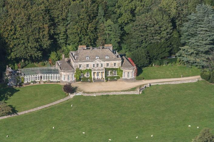 <p>The Princess Royal lives on a lush, 700-acre estate, Gatcombe Park, a Grade II-listed building designed by George Basevi. The home was purchased by Queen Elizabeth II as a wedding present for Princess Anne and Captain Mark Phillips in 1973. </p><p>Though the princess and Phillips are long-divorced, Anne still lives at Gatcombe Park with her second husband, Timothy Lawrence. Her children both had cottages on the property before they each wed, but it is believed that Zara and Peter both live part-time on the estate. </p><p>Princess Anne's estate is also the home of Gatcombe Park Horse Trials for decades, featuring courses she created herself. Hosting international riders from across the globe, the event offers a rare chance for enthusiasts to experience the beauty of H.R.H's estate up-close-and-personal.</p>