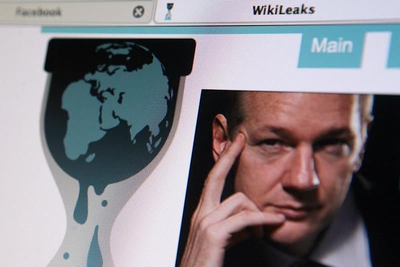 WikiLeaks' Assange is still holed up in an embassy and now he's had his internet access cut