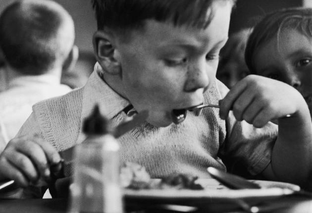 Labour has proposed to introduced free school meals for all primary schools in England and pay for the cost with added VAT on private school fees: Getty Images