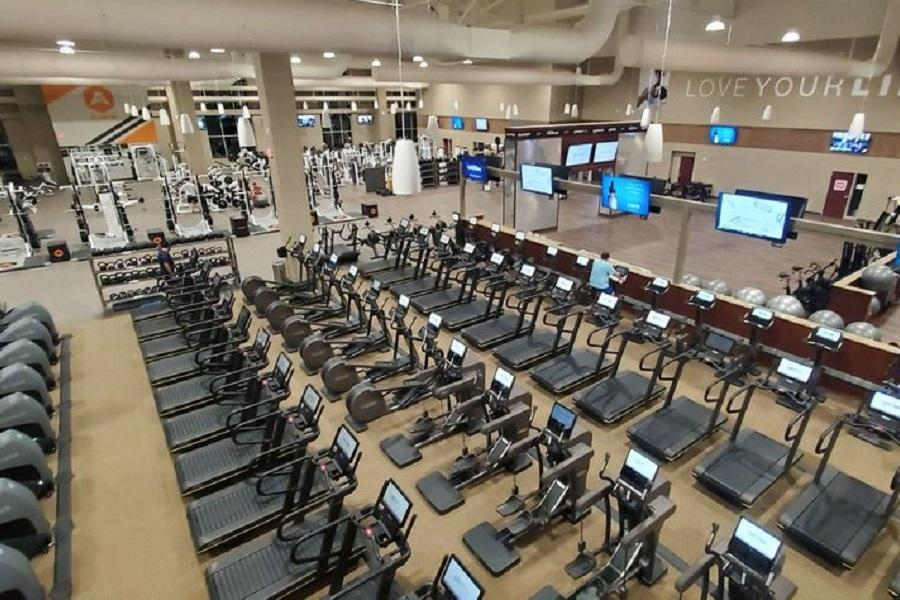 New Greenway Gym Life Time Athletic Opens Its Doors