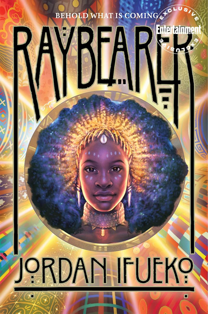 Get a first look at Raybearer, a dazzling West African-inspired YA fantasy