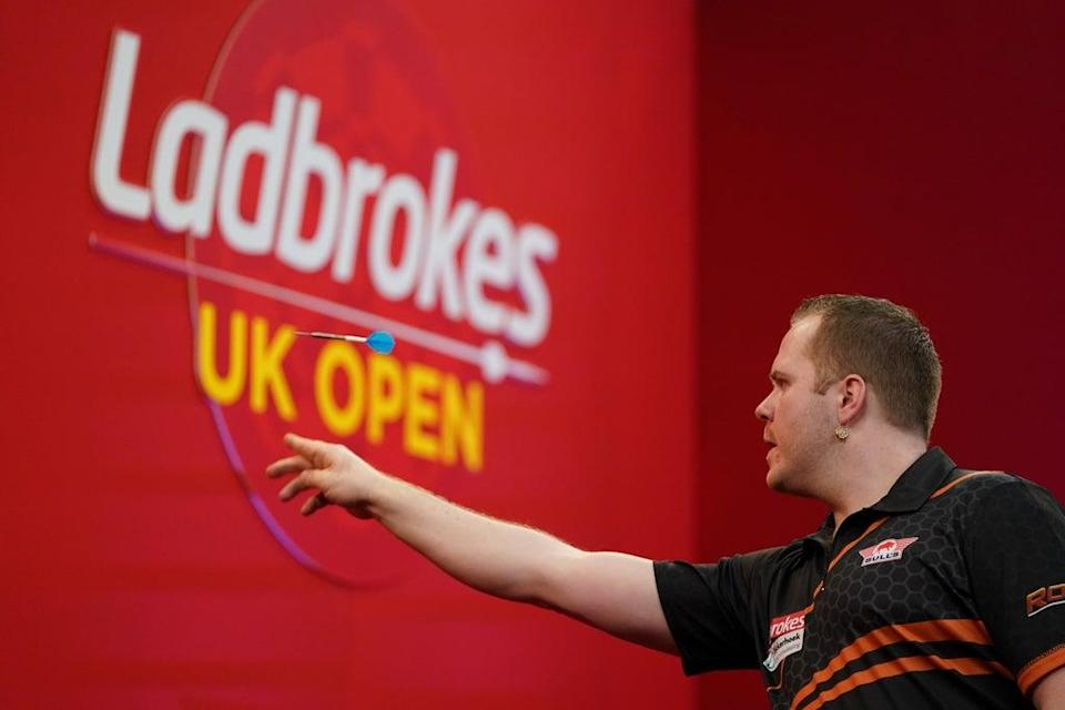 Entain owns Ladbrokes and Coral. (Zac Goodwin/PA) (PA Archive)