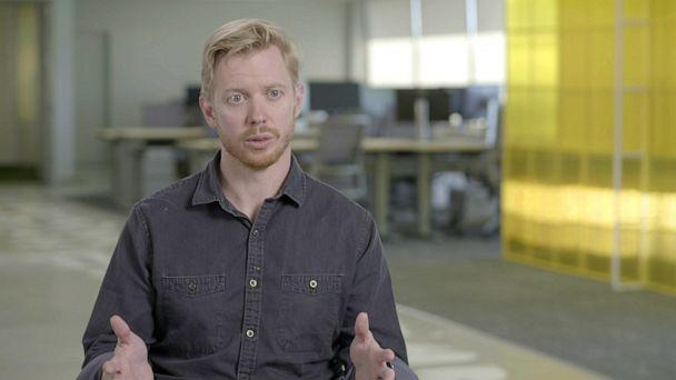 PHOTO: Reddit CEO Steve Huffman speaks out in the ABC News Originals documentary 'GameStopped.' (ABC News)